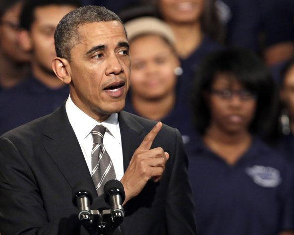 Obama may step up support of gay marriage through Supreme Court