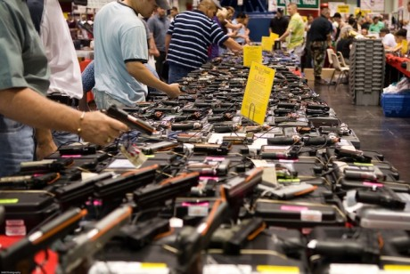 "The increasing availability of guns: Violent and illegal use by ""law abiding"" citizens is increasing."