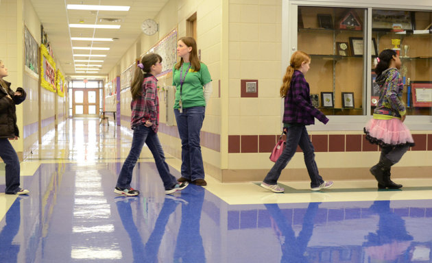 Military base schools will feel budget pinch first