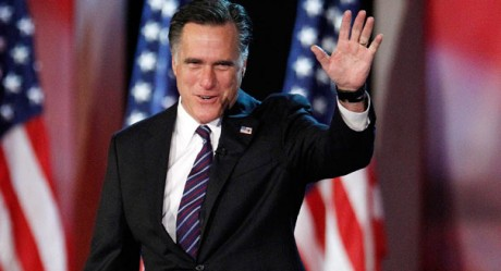 Mitt Romney was sure he would win.  He was wrong (AP)