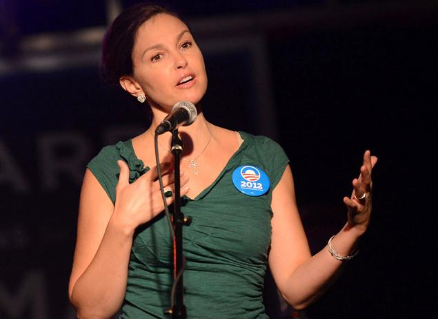 Ashley Judd's potential run against McConnell scares the hell out of Republicans