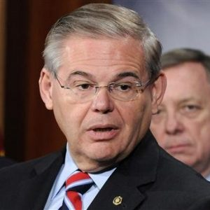 Sen. Robert Menendez (REUTERS/Jonathan Ernst/Files)