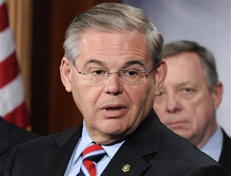 Sen. Robert Menendez (REUTERS/Jonathan Ernst/Files)