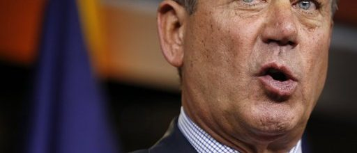 Boehner has guarded praise for change in Obama's direction