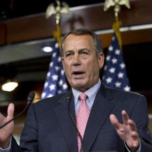 Speaker of the House John Boehner (AP Photo/J. Scott Applewhite)