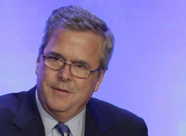 Jeb Bush (AP Photo/Eric Gay, File)