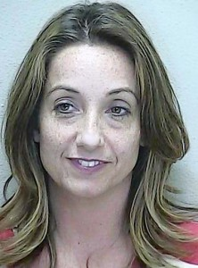 Police booking photo of Jody Onorato.