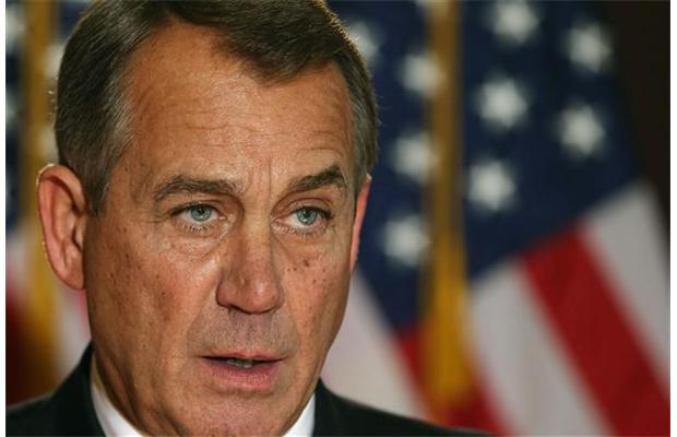 """Speaker of the House John Boehner:  """"I was where last night?"""""""