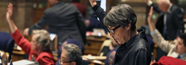 New gun control laws pass Colorado Senate