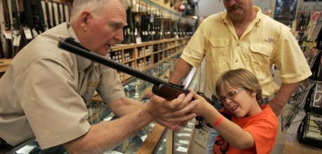 Gun nuts threaten boycott of Colorado over new gun control laws. Good. Let them stay home.