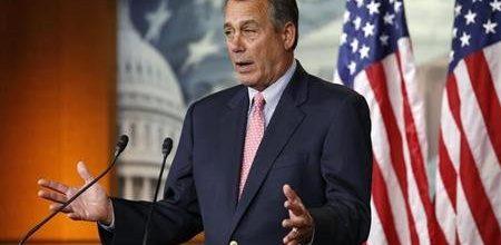 John Boehner:  His homophobia will not change