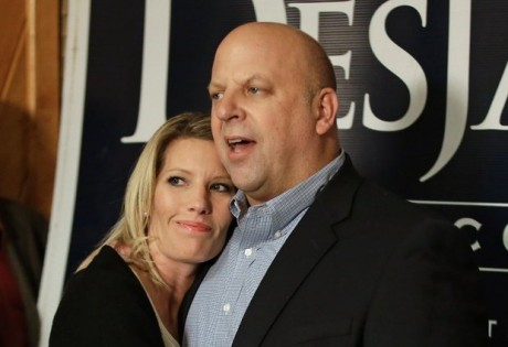 Tennessee GOP Rep. Scott DesJarlais (AP)