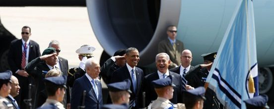 Obama visits Isreal amid low expectations