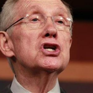Senate Majority Leader Harry Reid (REUTERS/Jason Reed)