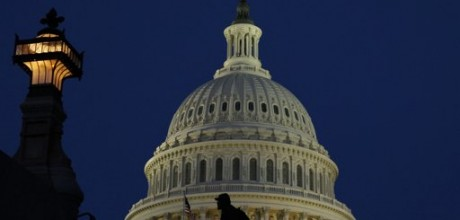 In wee hours of morning, exhausted Senate nears budget passage