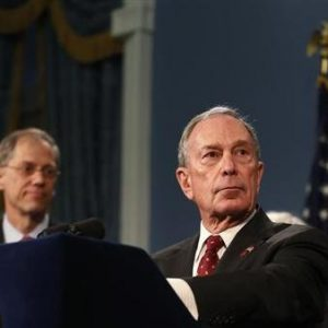 New York City Mayor Michael Bloomberg (Reuters)