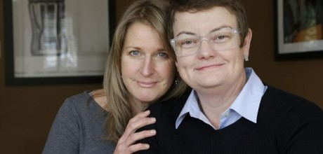 The couple in the middle of the Supreme Court fight on gay marriage
