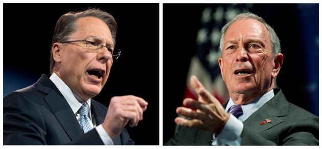 Both sides of gun debate get loud and demanding