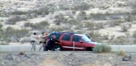 Ousted Nevada lawmaker arrested after high speed police chase