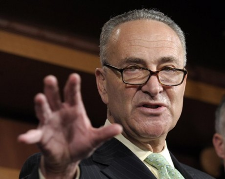 Sen. Chuck Schumer (AP Photo/Susan Walsh, File)