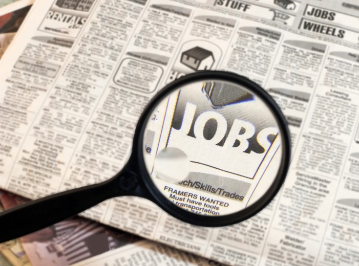 March jobs report disappointing, fewest adds in nine months