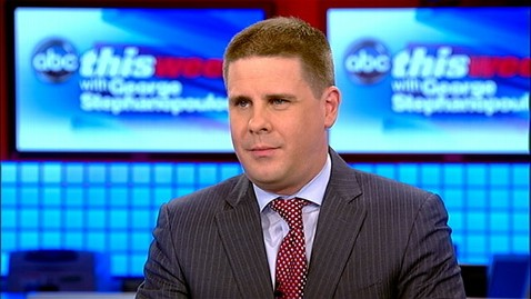 White House aide Dan Pfeiffer (ABC)