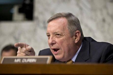 Sen. Dick Durbin, D-Ill.  (AP Photo/J. Scott Applewhite, File)