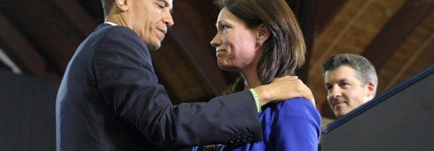 Obama promises gun control determination to Newtown families
