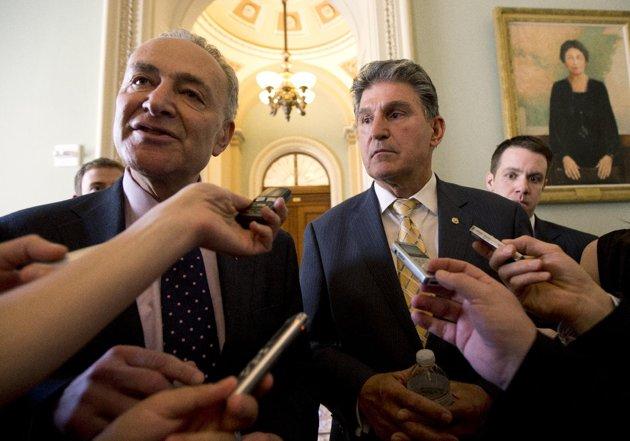 Senate near deal on background checks