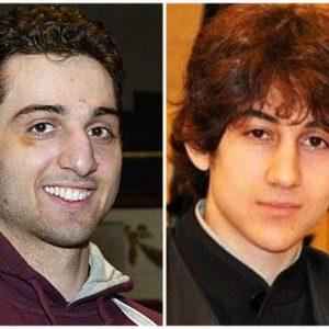 Tamerlan Tsarnaev, 26, left, and Dzhokhar Tsarnaev, 19