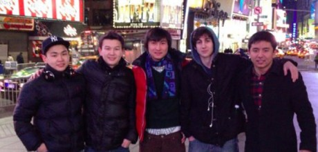 Three young friends of Boston bomber now in federal custody