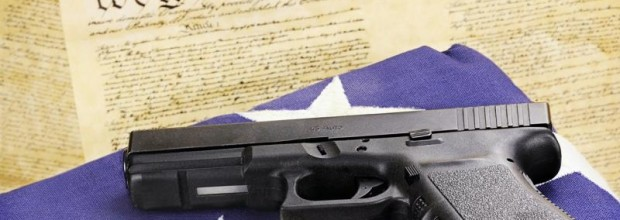 Scaled back goals on gun control