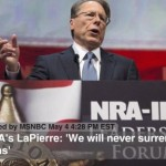 Wayne LaPierre: A crazy man leading an organization of nuts.