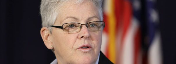 Republicans boycott vote on EPA chief nominee