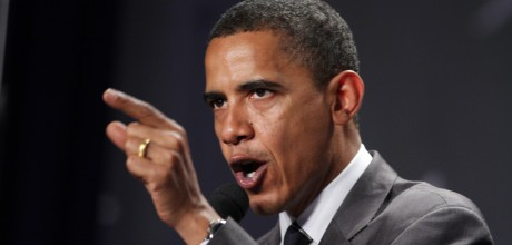 Barack Obama: Another power mad despot in the White House