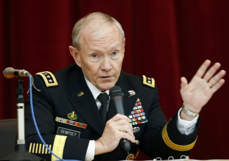Chairman of the Joint Chiefs of Staff Gen. Martin Dempsey