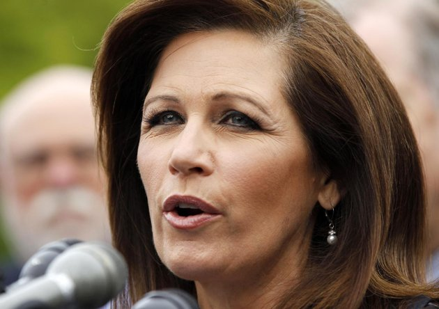 Rep. Michele Bachmann, R-Minn  (AP Photo/Molly Riley, File)