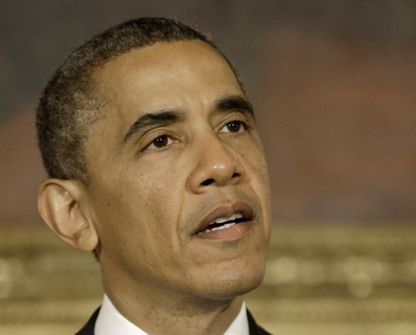 Obama's national security speech looks at drones, Gitmo