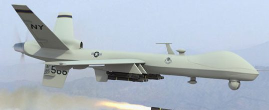 Drone strikes up, oversight down