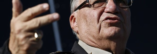 Judge finds Arizona sheriff guilty of racist Latino profiling