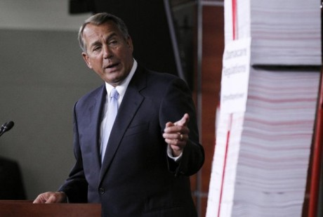 House Speaker John Boehner (AP Photo/Molly Riley, File)