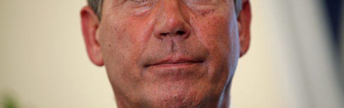John Boehner: A non-relevant and failed Speaker of the House