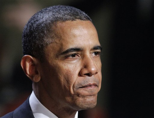 Lackluster second term so far for Obama