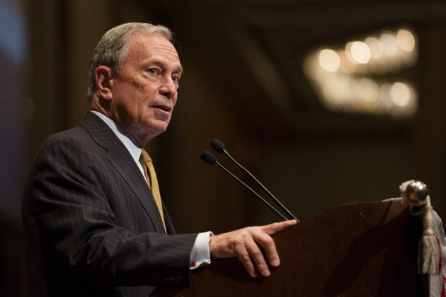 Threatening letters spotlight Bloomberg's role in gun control debate