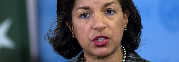 Rice moving from U.N. to national security advisor in latest Obama team shakeup