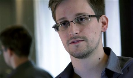 Edward Snowden, who worked as a contract employee at the National Security Agency, on Sunday, June 9, 2013, in Hong Kong. The Guardian identified Snowden as a source for its reports on intelligence programs after he asked the newspaper to do so on Sunday. (AP Photo/The Guardian)