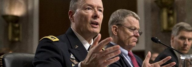 NSA director claims spying on Americans diverted terror attacks