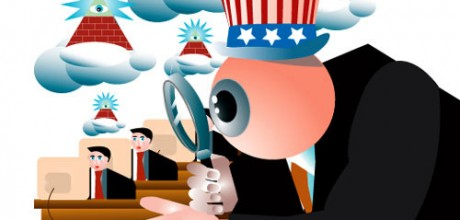 The American government:  It is, therefore it spies on everyone
