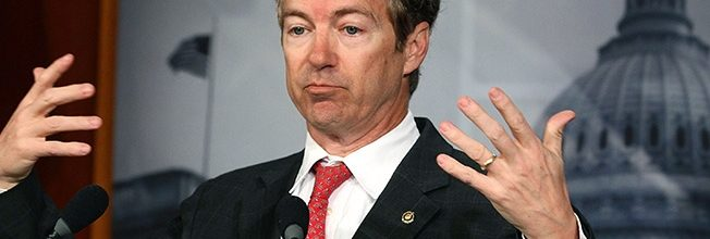 Rand Paul claims American taxpayers fund 'wars against Christians'