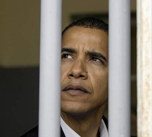 Bush and Obama:  Do both belong in jail?